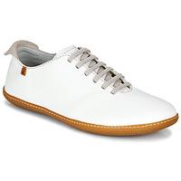 Scarpe Donna Sneakers basse El Naturalista EL VIAJERO Bianco
