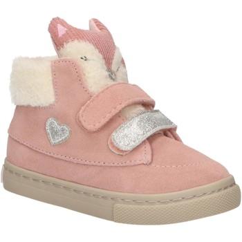 Scarpe Bambina Stivaletti Gioseppo 56320 Rosa