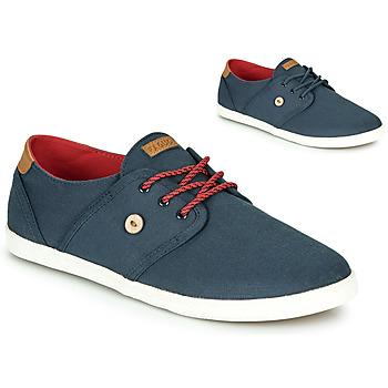Scarpe Sneakers basse Faguo CYPRESS Blu / Marrone / Rosso