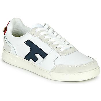 Scarpe Sneakers basse Faguo HAZEL Beige / Marine / Rosso