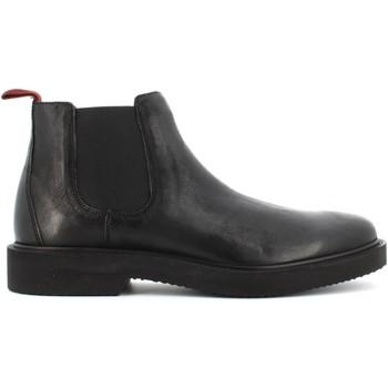 Scarpe Uomo Stivaletti Antica Cuoieria scarpe uomo stivaletti 20969-R-VA2 RIDER Pelle