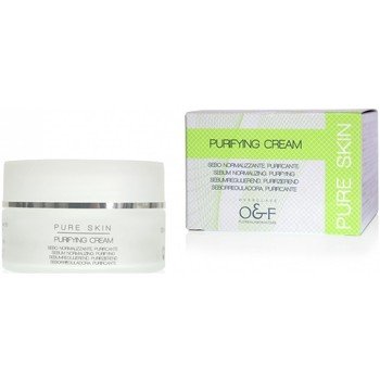 Bellezza Trattamento mirato O&f Pure Skin Purifying Cream, crema viso purificante