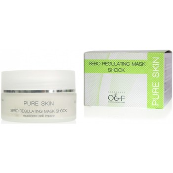 Bellezza Maschere & scrub O&f Pure Skin Sebo Regulating Mask Shock, maschera astringente