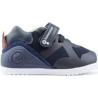 Scarpe Unisex bambino Sneakers basse Biomecanics STIVALI BEBÉ PUNTA R. AZUL_MARINO