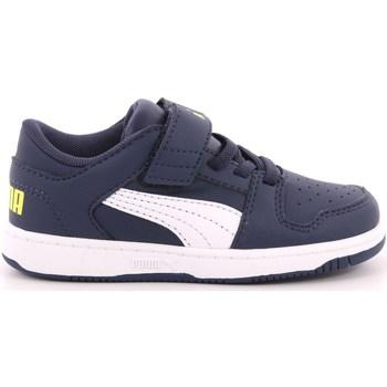 Scarpe Bambino Sneakers basse Puma 182 - 37049304 Blu