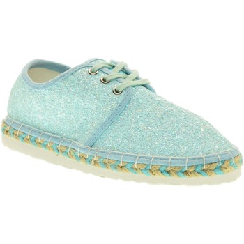 Scarpe Bambina Espadrillas Lelli Kelly scarpe bambina sneakers basse LK4608 IBIZA CELESTE Celeste