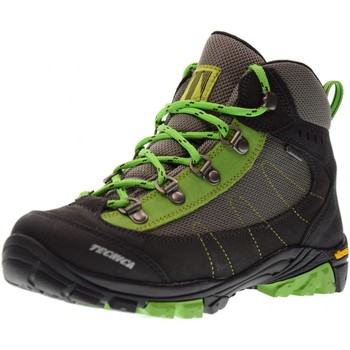Scarpe Bambina Sneakers alte Tecnica junior scarponcino MAKALU GTX JR 31107500007 (31/40) Antracite / Lime