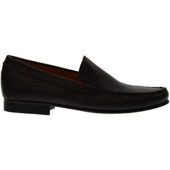 Scarpe Uomo Mocassini Antica Cuoieria scarpe uomo mocassini 20146-K-V15 KIRA TESTA DI MORO Pelle