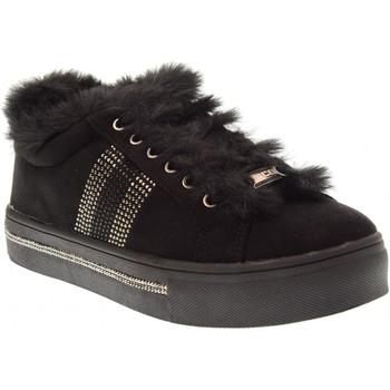 Scarpe Donna Sneakers basse B3D Shoes scarpe donna sneakers basse platform 41541 nero Nero