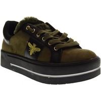 Scarpe Donna Sneakers basse B3D Shoes scarpe donna sneakers basse platform 41577 kaki Kaki