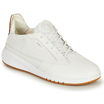 Scarpe Donna Sneakers basse Geox D AERANTIS Bianco