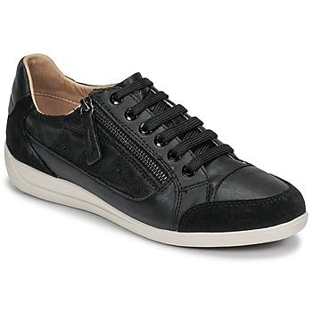 Scarpe Donna Sneakers basse Geox D MYRIA Nero