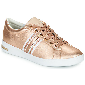 Scarpe Donna Sneakers basse Geox D JAYSEN Rosa / Bianco
