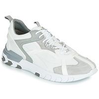 Scarpe Uomo Sneakers basse Geox U GRECALE Bianco / Grigio