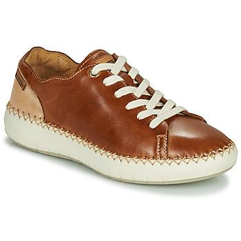 Scarpe Donna Sneakers basse Pikolinos MESINA W6B Marrone / Beige