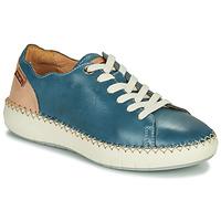 Scarpe Donna Sneakers basse Pikolinos MESINA W6B Blu / Rosa