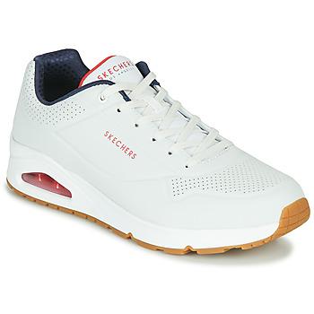 Scarpe Uomo Sneakers basse Skechers UNO STAND ON AIR Bianco