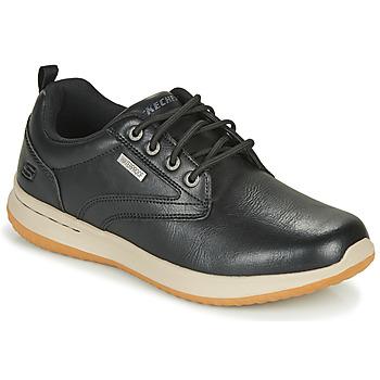 Scarpe Uomo Sneakers basse Skechers DELSON ANTIGO Nero