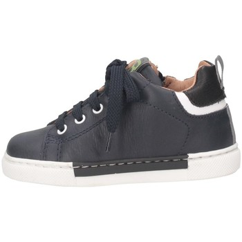 Scarpe Bambina Sneakers basse Romagnoli 4190-802 Sneakers Bambino Nero Nero