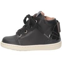 Scarpe Bambina Sneakers alte Romagnoli 4069-101 Sneakers Bambina Nero Nero