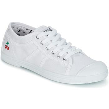 Scarpe Uomo Sneakers basse Le Temps des Cerises BASIC 02 Blanc