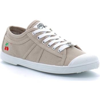 Scarpe Uomo Sneakers basse Le Temps des Cerises BASIC 02 Beige