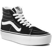 Scarpe Uomo Sneakers alte Vans SK8-HI PLATFORM 2.0 Noir