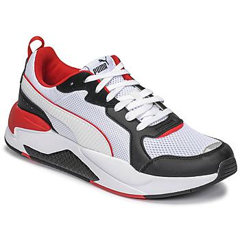 Scarpe Uomo Sneakers basse Puma X-RAY Bianco / Nero / Rosso
