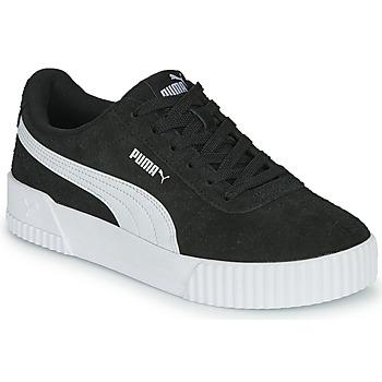 Scarpe Donna Sneakers basse Puma CARINA Nero