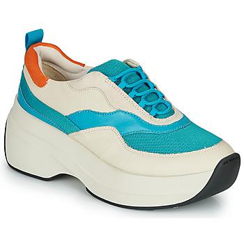 Scarpe Donna Sneakers basse Vagabond SPRINT 2.0 Beige / Blu