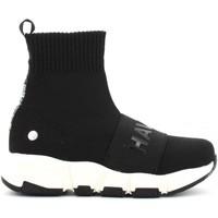 Scarpe Bambina Sneakers alte Gioseppo scarpe junior stivaletti bambina 56152 ASSE NERO (26-31) Nero