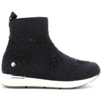 Scarpe Bambina Sneakers alte Gioseppo scarpe junior stivaletti bambina 56327 BINCHE NERO (26-31) Nero