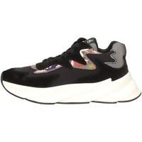 Scarpe Donna Sneakers basse Elena Iachi E2210 NERO