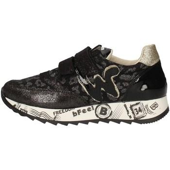 Scarpe Bambina Sneakers basse Balducci JAR1760 NERO