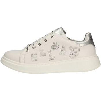 Scarpe Donna Sneakers basse GaËlle Paris G-011 BIANCO