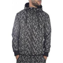 Abbigliamento Uomo Felpe Goldenim Paris Felpa zip 117 nero