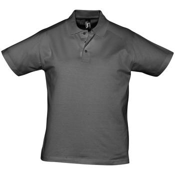 Abbigliamento Uomo Polo maniche corte Sols PRESCOTT CASUAL DAY Gris