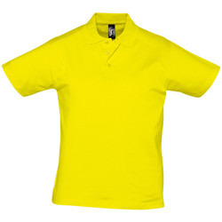 Abbigliamento Uomo Polo maniche corte Sols PRESCOTT CASUAL DAY Amarillo