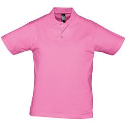 Abbigliamento Uomo Polo maniche corte Sols PRESCOTT CASUAL DAY Rosa