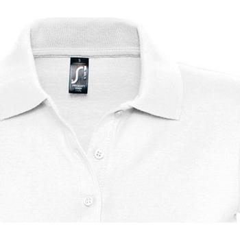 Abbigliamento Donna Polo maniche corte Sols PRESCOTT CASUAL DAY Blanco