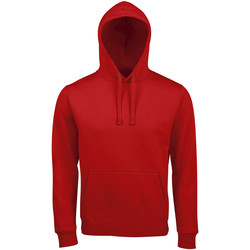 Abbigliamento Donna Felpe Sols SPENCER KANGAROO WOMEN Rojo