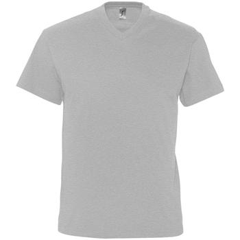 Abbigliamento Uomo T-shirt maniche corte Sols VICTORY COLORS Gris