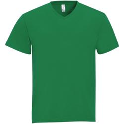 Abbigliamento Uomo T-shirt maniche corte Sols VICTORY COLORS Verde