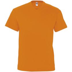 Abbigliamento Uomo T-shirt maniche corte Sols VICTORY COLORS Naranja