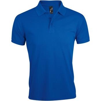 Abbigliamento Uomo Polo maniche corte Sols PRIME ELEGANT MEN Azul