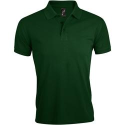 Abbigliamento Uomo Polo maniche corte Sols PRIME ELEGANT MEN Verde