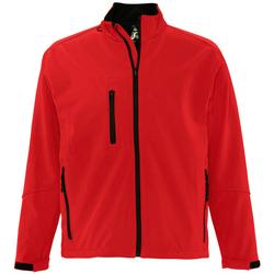 Abbigliamento Uomo Giubbotti Sols RELAX SOFTSHELL Rojo