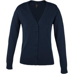Abbigliamento Donna Gilet / Cardigan Sols GOLDEN ELEGANT WOMEN Azul