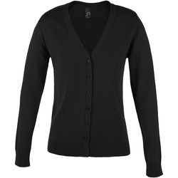 Abbigliamento Donna Gilet / Cardigan Sols GOLDEN ELEGANT WOMEN Negro