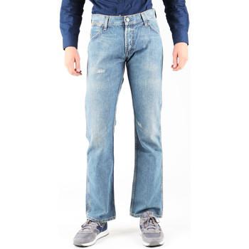Abbigliamento Uomo Jeans dritti Wrangler Dayton W179EB497 blue
